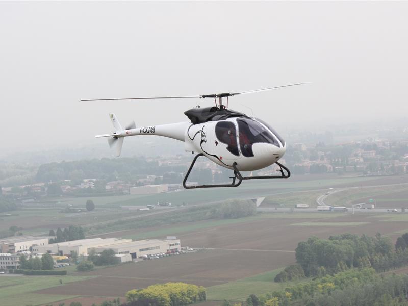 Elicottero Leggero : Skt helicopters